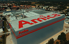 2017 - Opening of a High Storage Warehouse – one of the most modern warehouses in Europe